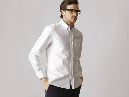 Monocle Voyage Oxford Shirt