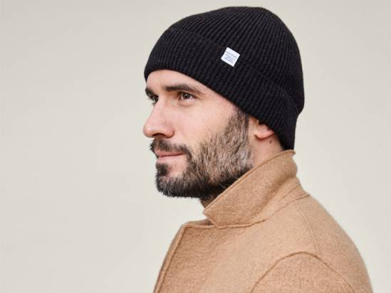 Norse Projects x Monocle watch beanie