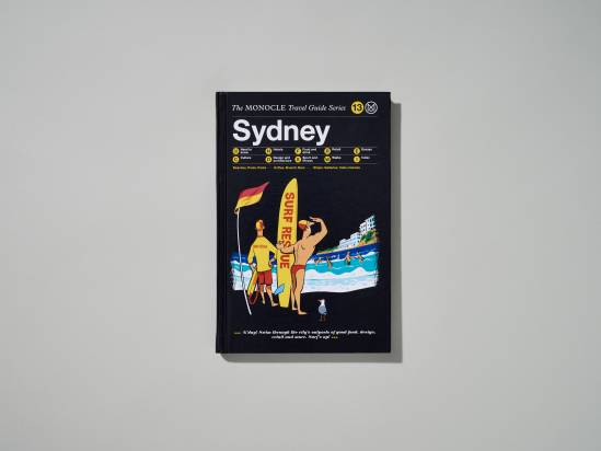The Monocle Travel Guide, Sydney