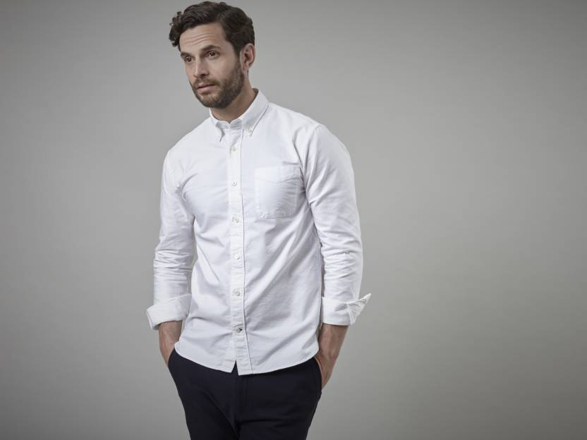 New Monocle Voyage OXford Shirt