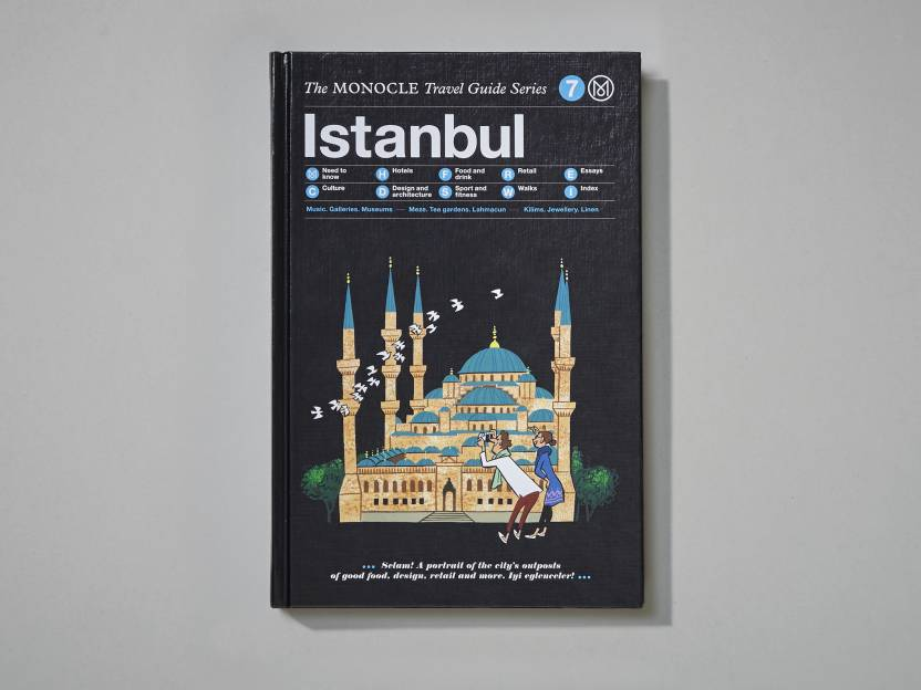 The Monocle Travel Guide, Istanbul