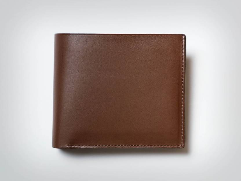 Porter Leather Bi-fold Wallet